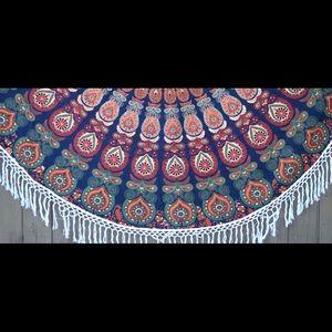 Mandala Throw/blanket